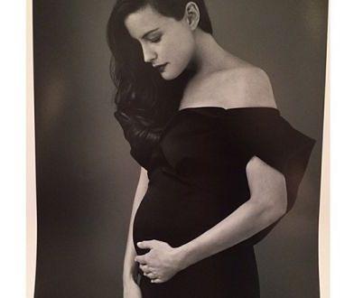 Liv Tyler kwitnie w ciąży