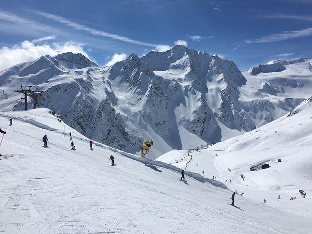 Sölden w Austrii. Raj dla narciarzy w klimacie z Jamesa Bonda
