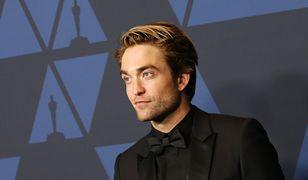"""""""The Batman"""": prace nad filmem wstrzymane. Robert Pattinson ma koronawirusa"""