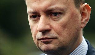 Mariusz Błaszczak: za czasów PO-PSL wypadki polityków były tuszowane