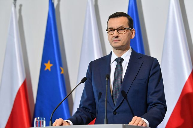 Premier Mateusz Morawiecki komentuje brexit