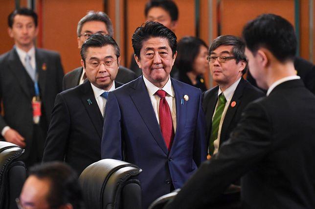 Japonia wyśle na Bliski Wschód dodatkowe wojska. Jest deklaracja premiera