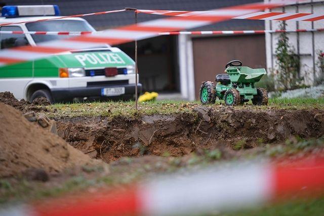 W Niemczech znaleziono zwłoki 2 noworodków
