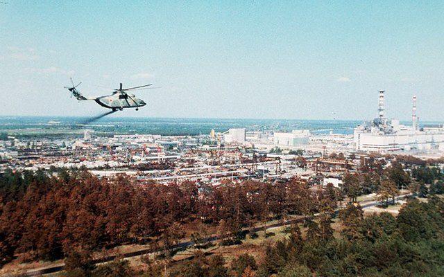 27 rocznica katastrofy w Czarnobylu - zdjęcia