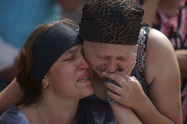 ONZ: ponad 2,1 tys. zabitych i ponad 5 tys. rannych w konflikcie na Ukrainie