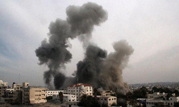 Izrael zbombardował dom przywódcy Hamasu. Zginęła kobieta i dwuletnie dziecko