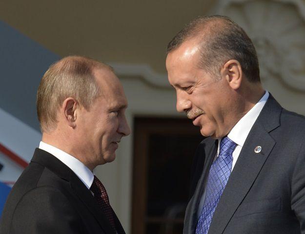 Putin spotka się z Erdoganem 10 października w Stambule