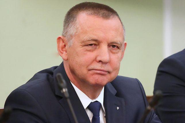 Marian Banaś może stracić poświadczenia bezpieczeństwa. NIK odpowiada ABW
