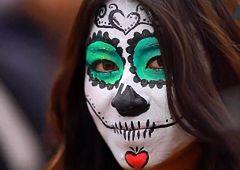 Dia de Muertos - radosny Dzień Zmarłych w Meksyku