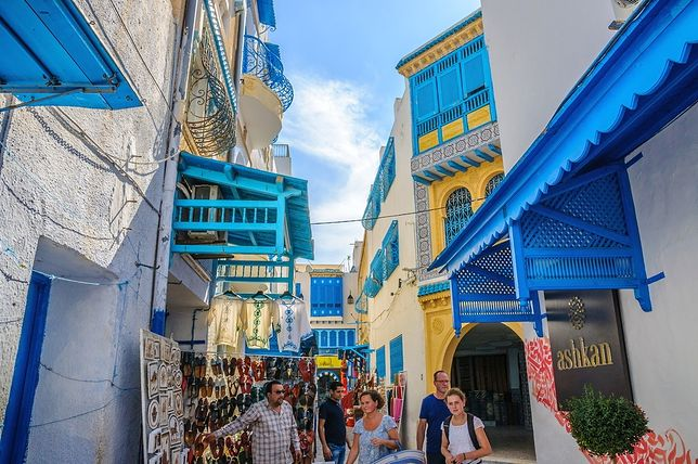 Tunezyjskie kurorty - Hammamet
