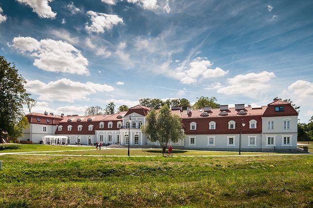 Pałac Domaniowski - idealne miejsce dla biznesu