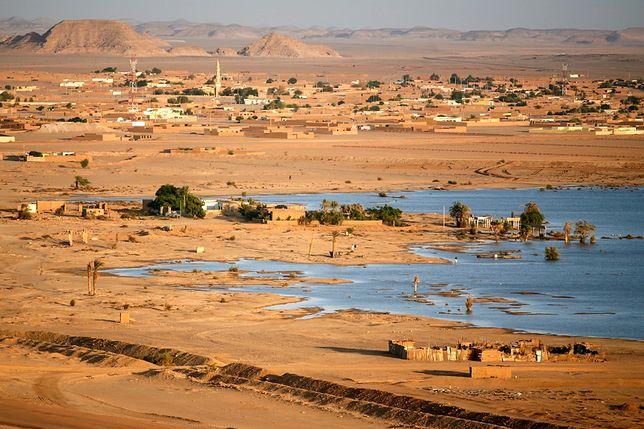 Najwyższe temperatury na świecie - Wadi Halfa, Sudan
