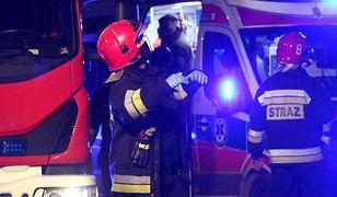 Szczecin. Tragiczny pożar, nie żyje 10-letnie dziecko