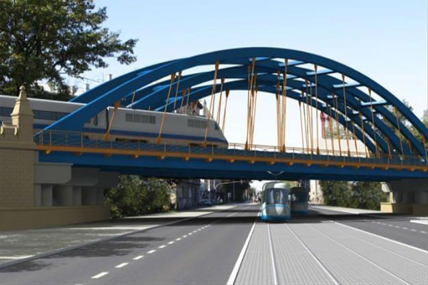 Czy Wrocław pójdzie w ślady Poznania? Stary wiadukt może stać się mostem nad Odrą