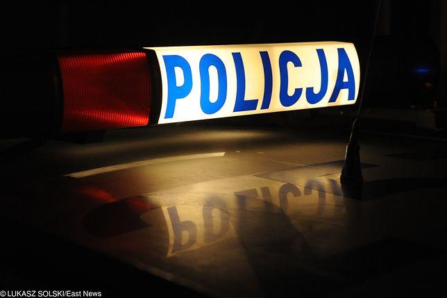 Strzelanina w Legnicy. Ranny policjant trafił do szpitala