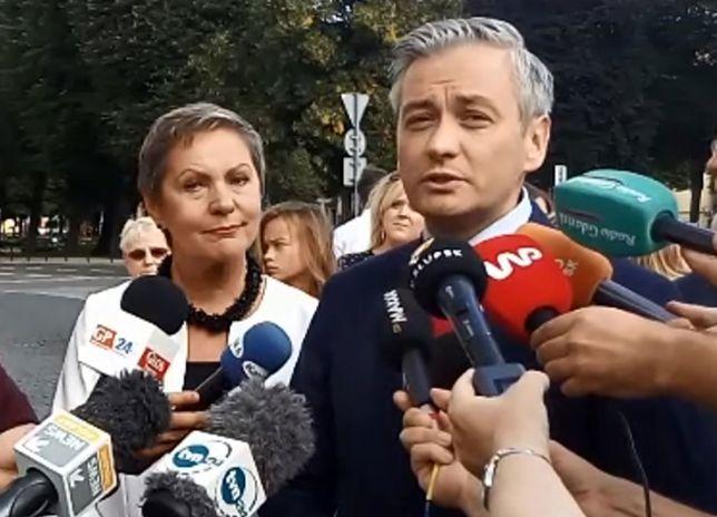 Tarczyński atakuje Biedronia. Prezydent Słupska odpowiada: swoje udowodniłem