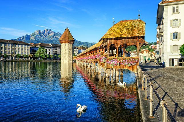 Atrakcje Szwajcarii - Lucerna