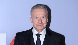 Bogusław Linda - aktor słynie z kontrowersyjnych wypowiedzi