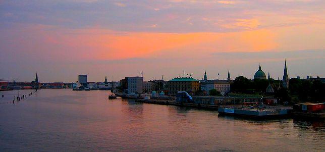 Panorama Kopenhagi