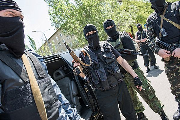 Po zajściach w Mukaczewie SBU apeluje do Prawego Sektora o złożenie broni