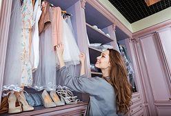 5 prostych sposobów, jak posprzątać szafę. Małym wysiłkiem zyskasz bardzo dużo miejsca