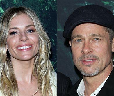 Na kogo zdecyduje się Brad Pitt? Media plotkują o romansie aktora z Sienną Miller i Elle Macpherson