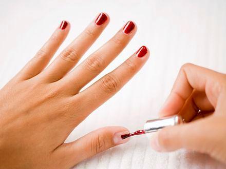 Jesień w stylizacji paznokci