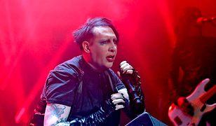 Marilyn Manson na koncercie