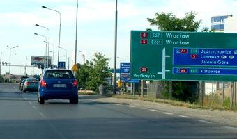 Autostradowa Obwodnica Wrocławia oddana do użytku