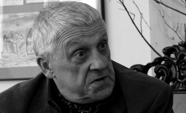 Henryk Gala mocno zasłużył się dla rozwoju teatru i literatury w Łomży