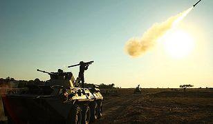 """Manewry """"Masters of Antiaircraft Battle - 2015"""" z udziałem rosyjskich wojsk"""