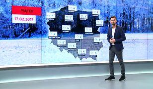 Prognoza pogody na 17 lutego