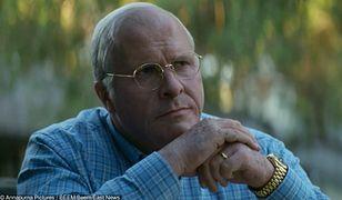 "Christian Bale jako Dick Cheney w filmie ""Vice"""
