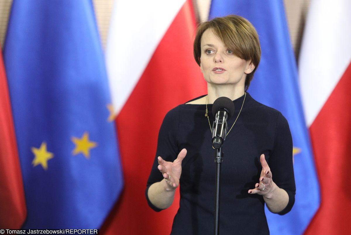 Minister Emilewicz o swojej przyszłości w UE. Padła deklaracja