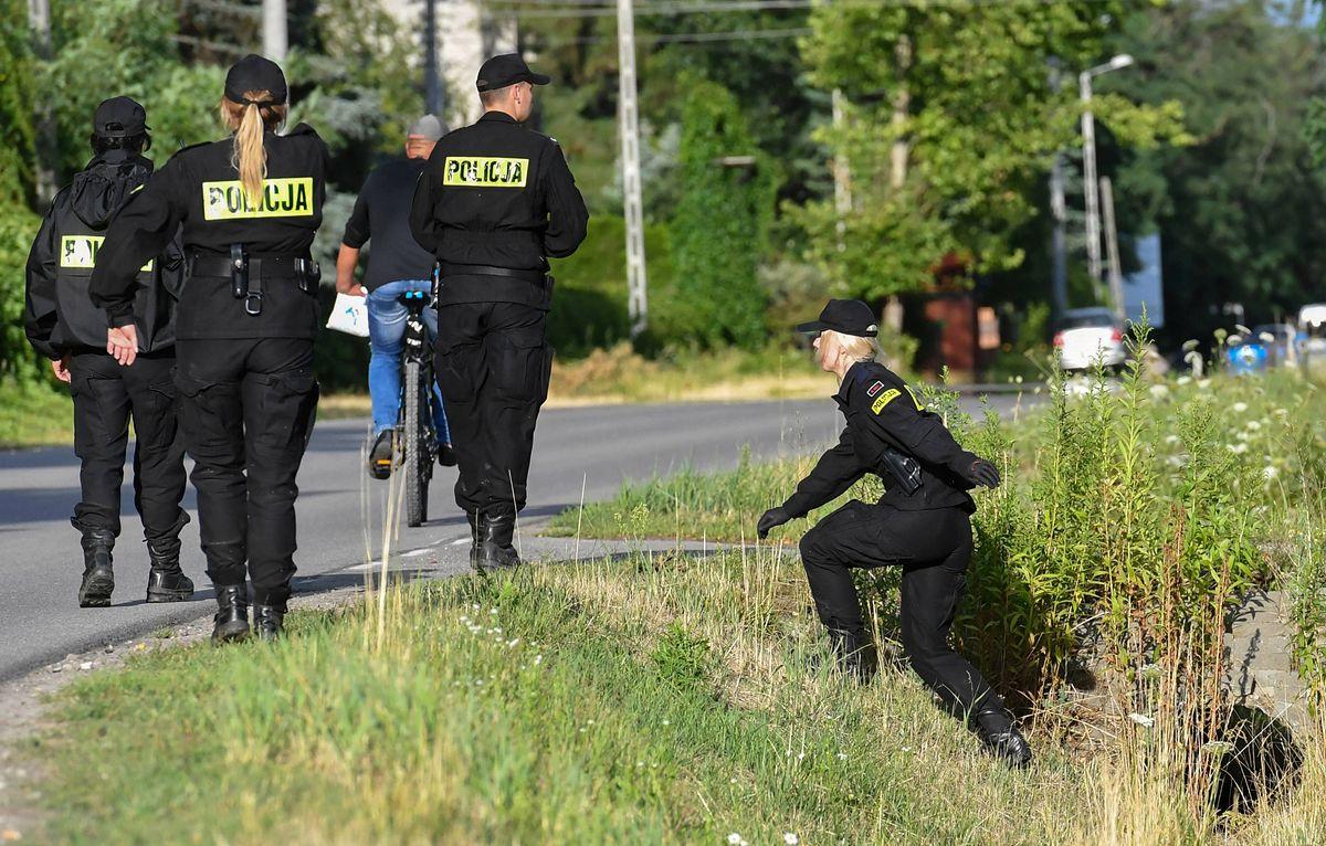 Dawid Żukowski. Policja przeszukała kolejne miejsce w Warszawie