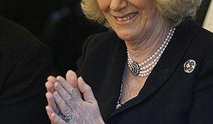 Camilla, żona księcia Karola, złamała nogę