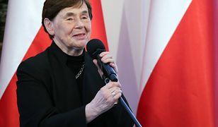 Zofia Romaszewska uważa, że temat LGBT nie powinien pojawić się w kampanii wyborczej