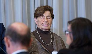 Zofia Romaszewska jest doradcą Andrzeja Dudy od 2015 roku