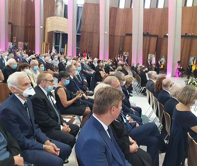 Warszawa. W poniedziałek rozpoczęły się uroczystości pogrzebowe Henryka Wujca