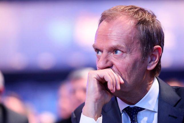 Donald Tusk, szef Rady Europejskiej i nowy szef EPL