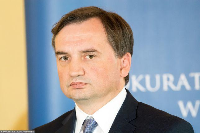 Jan S. miał zlecić zabójstwo ministra sprawiedliwości Zbigniewa Ziobry