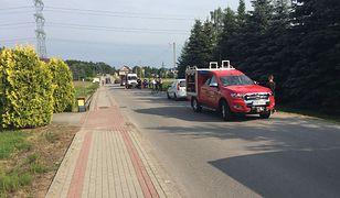 Do wypadku doszło w miejscowości Łoniowa