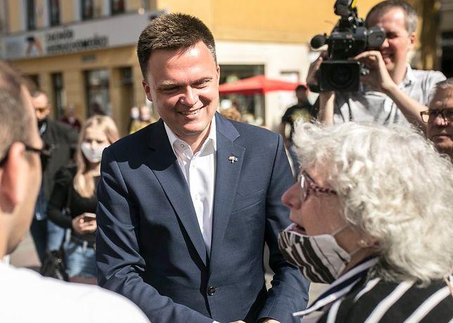 Polska 2050. Szymon Hołownia ujawnia szczegóły ruchu