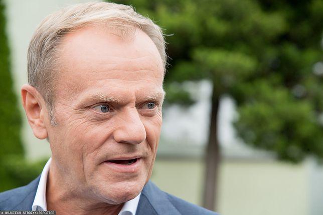 Donald Tusk skomentował rozmowę Andrzeja Dudy