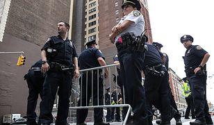 USA: zdecydowana akcja policji i 14 aresztowanych przeciwników Trumpa