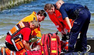Bałtyk. 74-latek utonął w Krynicy Morskiej