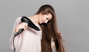 Panie z długimi włosami zwykle potrzebują porządnej suszarki z mocnym nawiewem