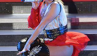 Jennifer Lopez wspiera Hilary Clinton