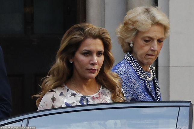 Księżniczka Haya toczy batalię sądową z mężem