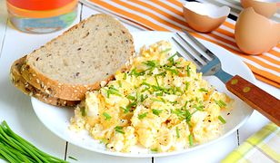 Jajecznica po francusku